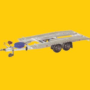 PKW Anhänger, Autotransporter