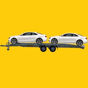 Anhänger Autotransporter 2PKW`s
