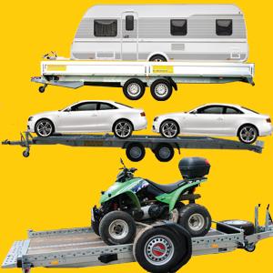 Anhänger Autotransporter