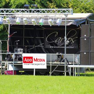 Eventbühne / Veranstaltungsbühne Konzertbühne